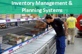 Inventory Management and Planning Systems